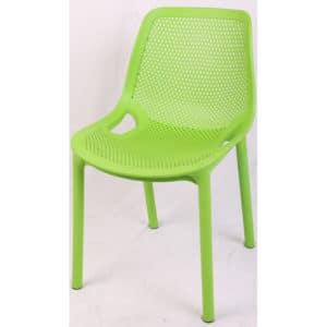 כסאות המתנה - כסא מעוצב ירוק