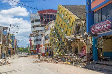ניתן להתגונן בזמן רעידות אדמה