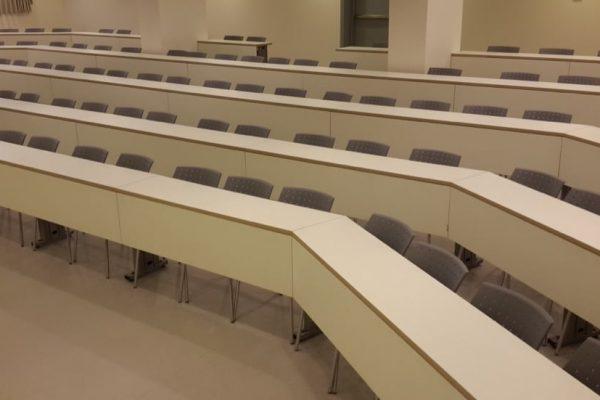 כיתות אודיטוריום בית ברל