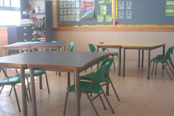 """כיתה שולחן ענן ביה""""ס בראשית"""