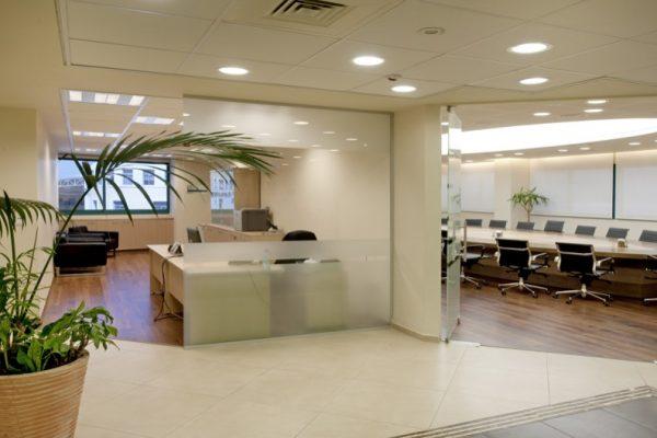 משרדים מעוצבים