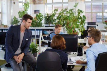 תכנון ריהוט משרדים במתחם עבודה משותף – המקום בו הדברים קורים